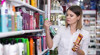 Folk forventer at miljøvennlige produkter er mindre effektive