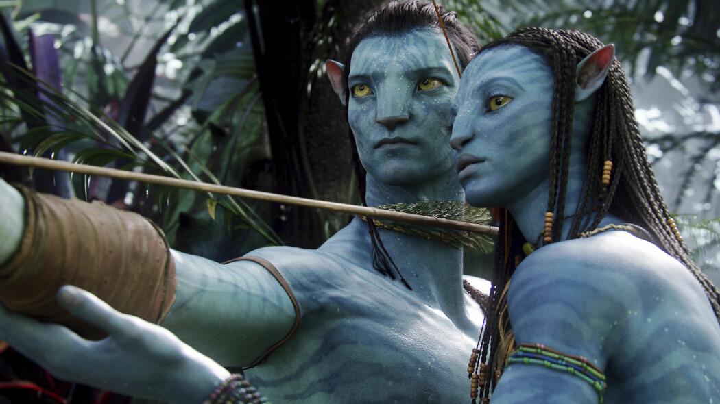 Av en eller annen grunn likner Na'vi, som rolefigurene i Avatar kalles, veldig på oss. Og sannelig rir de ikke rundt på noe som likner våre hester også.