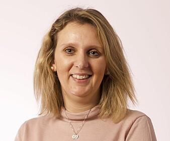 − Spyttet vårt er viktig for tannhelsen, sier Aida Mulic.