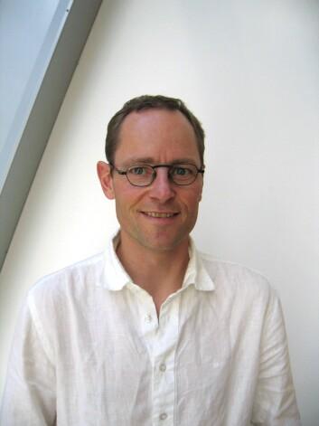 Professor Øyvind Norli ved Handelshøyskolen BI.