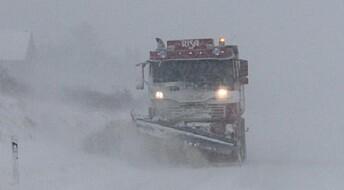 Kunstig intelligens skal gi oss sikrere vinterveier