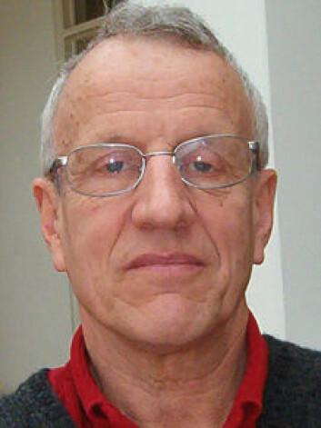 Jan-Erik Solheim. (Foto: UiO)