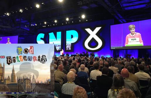 Mot ny skjebnetime for Skottland