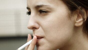 Women who smoke have a higher risk of developing lung cancer compared to men