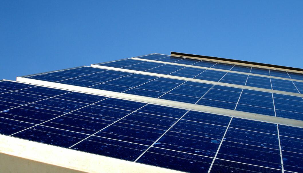 Skaper fremtidens sol-silisium