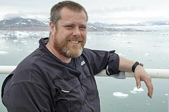 Jørgen Berge er professor ved Institutt for arktisk og marin biologi på UiT.