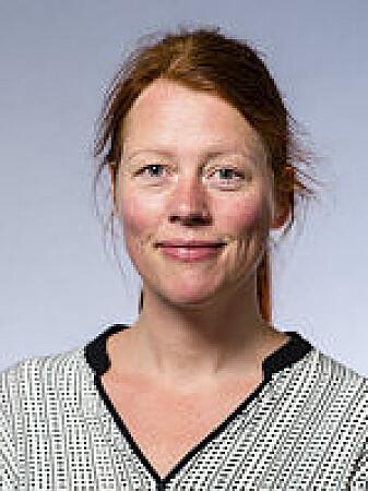 Stipendiat Rita Romskaug.