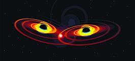 Universets største bølger ga to nobelpriser