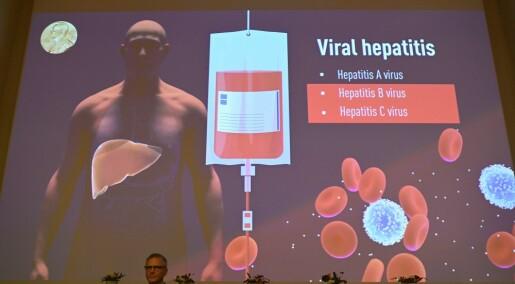 Årets vinnere av nobelprisen i medisin avdekket viruset som gir snikende leversykdom uten symptomer