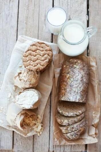 Forskerne mener at om lag 85 prosent av befolkningen vil kunne få nytte av et program der myndighetene sørget for at melk og brød ble beriket med D-vitamin. (Foto: Colourbox)