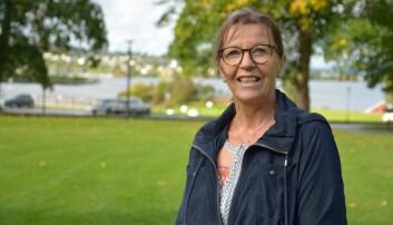 Professor Grete H. Bratberg har forsket på behandling av angst.