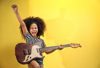 Blir du bedre til å tenke av å spille et instrument?