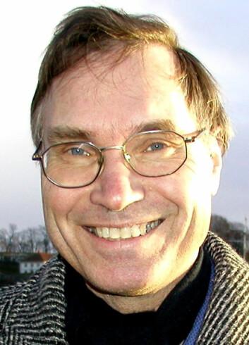 Øyvind Grøn. (Foto: HiO)