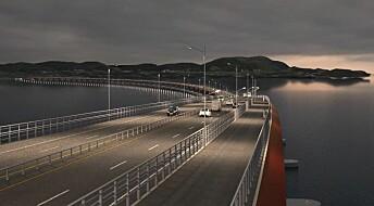 Ny modell kan forutsi bølger i fjorder
