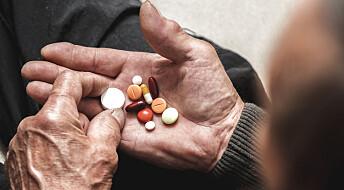Samarbeid om medisinbruk gir bedre livskvalitet for eldre pasienter
