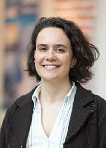 Seniorforsker Cristina Guerreiro, NILU - Norsk institutt for luftforskning. (Foto: Ingar Næss)