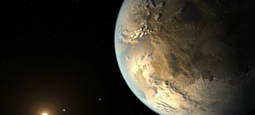 Er jorda den beste planeten for liv?