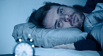 Kan nett-terapi mot søvnløshet hjelpe mot psykisk sykdom?