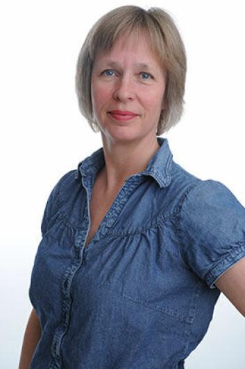 Eva Wennås Brante disputerer for doktorgraden i Göteborg i dag. (Foto: Göteborgs universitet)
