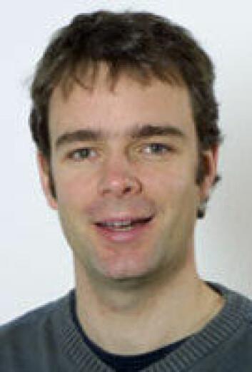 Simon Ballance. (Foto: Nofima)