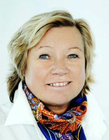Administrerende direktør i Standard Norge, Trine Tveter. (Foto: Nicolas Tourrenc)