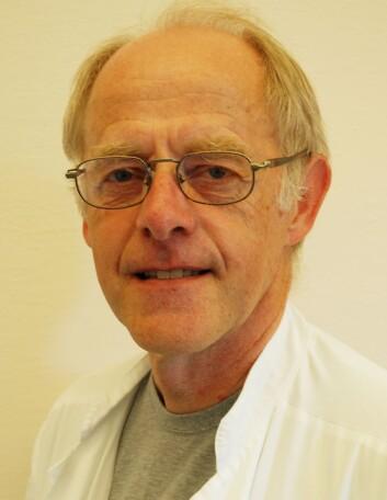 Trond Jacob Markestad (Foto: Haukeland sykehus)