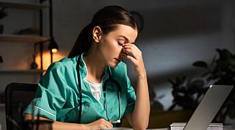 Gravide bør ikke arbeide mer enn ett nattskift i uken