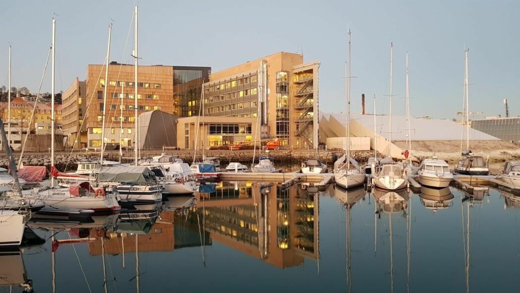 Framsenteret i Tromsø.