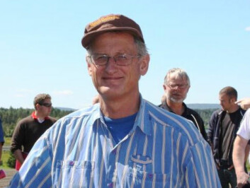 Forsker Hugh Riley, Bioforsk Øst. (Foto: Bioforsk)