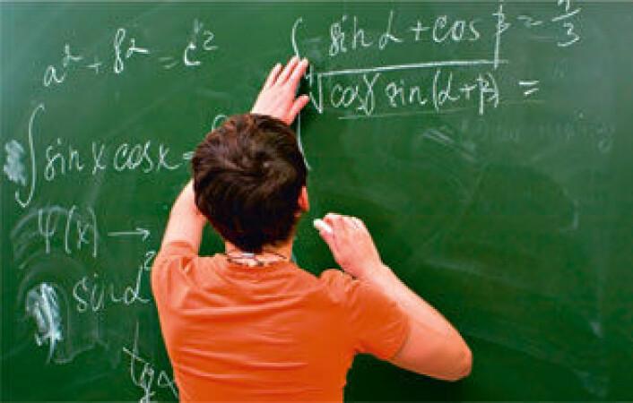 Elevene kan påta seg roller som krigere, prester eller trollmenn i fysikktimene.