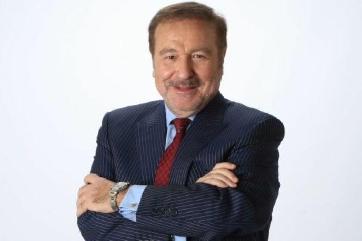 Professor Ian Akyildiz ved Georgia Institute of Technology håper å bidra til en medisinsk revolusjon. (Foto: Georgia Tech)