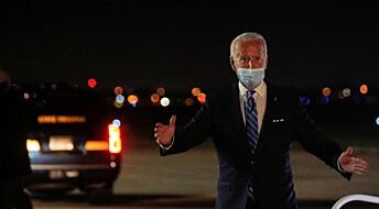 Valget i USA: Kan Joe Biden løse klimakrisa?