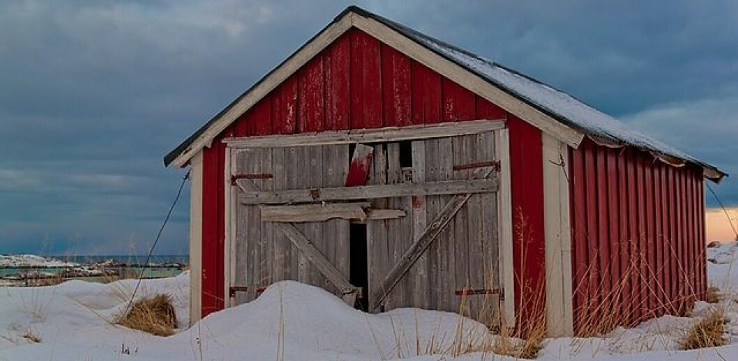 Fra nasjonalt nivå blir turisme i Nord-Norge promotert med uberørt natur. For mange lokalsamfunn kan denne nasjonale ideen komme i konflikt med ønsket om lokal industriutvikling. (Foto: Wikimedia Commons)