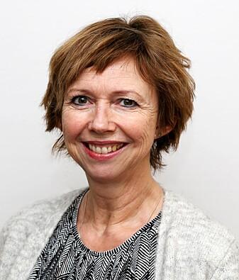 – Endringsprosessene foregår ikke bare i helse- og omsorgstjenesten, sier Gunn-Hilde Rotvold.