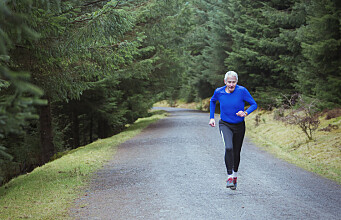 High intensity training best for older people