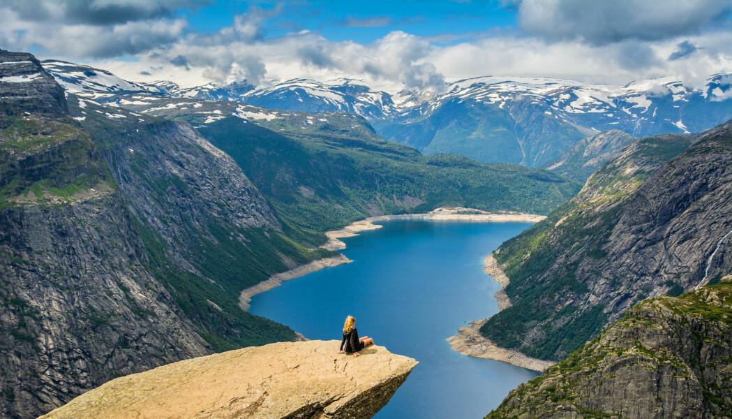Norges terreng er blant de aller yngste landskapene på Jorda. Alt du kan se er mindre enn 2,6 millioner år gammelt.