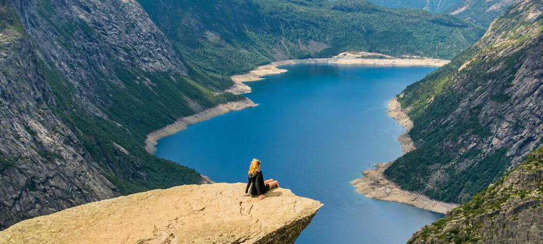 Norge er ikke et gammelt land