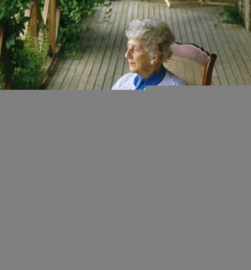 """""""Terapien utvikles for å få gamle og pasienter med muskelsvinn til å komme seg opp igjen."""""""