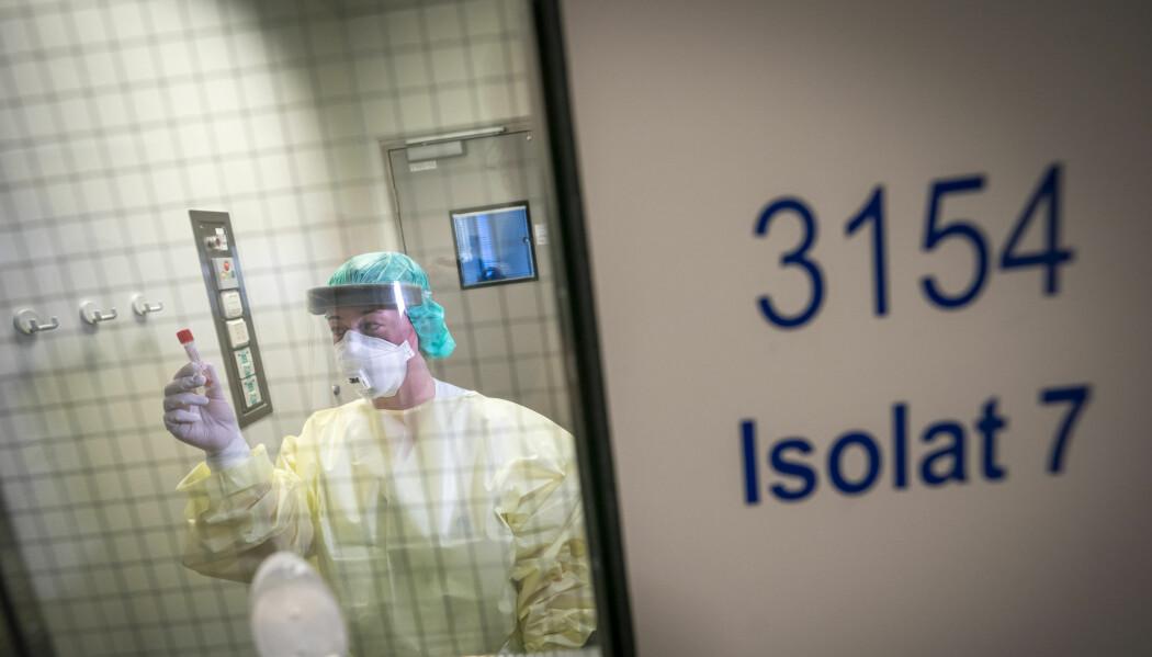 Alle sykehus i Norge har hver dag sendt inn informasjon om koronapasientene sine til det nye registeret. Det har gitt helsepersonell og myndigheter god oversikt.