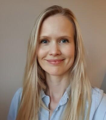Kjersti Bergum Kristensen har skrevet om hvordan det er å ha foreldre som er psykisk syke. Hun jobber på Regionalt kunnskapssenter for barn og unge, Nord (RKBU Nord).
