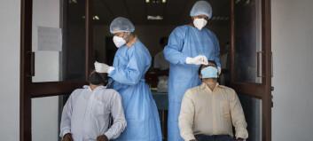 De som tester positivt for koronavirus har sjelden symptomer som hoste og feber, ifølge studie