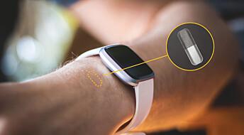 Denne lille sensoren skal måle blodsukkeret til folk med diabetes