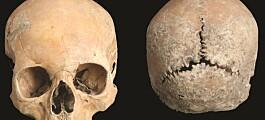 En grusom avstraffelse kan ha endt livet til denne kvinnen for rundt 1200 år siden