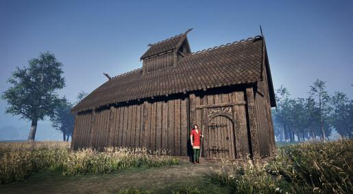 Rester av det som kan være et tempel der Tor og Odin ble tilbedt er funnet i Møre og Romsdal