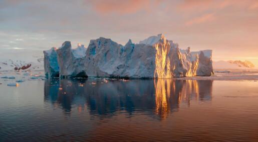 Danmark er utsatt når isen på Antarktis smelter – og det gjør den raskt