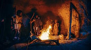 Tidlige mennesker brukte ild for 300 000 år siden for å lage bedre verktøy