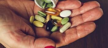 «Helt borti natta» å påstå at kosttilskudd kan forebygge covid-19, ifølge forskere