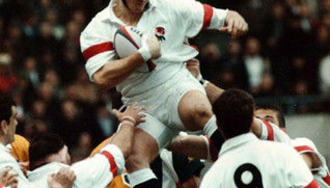 Fotball og rugby har delt verden