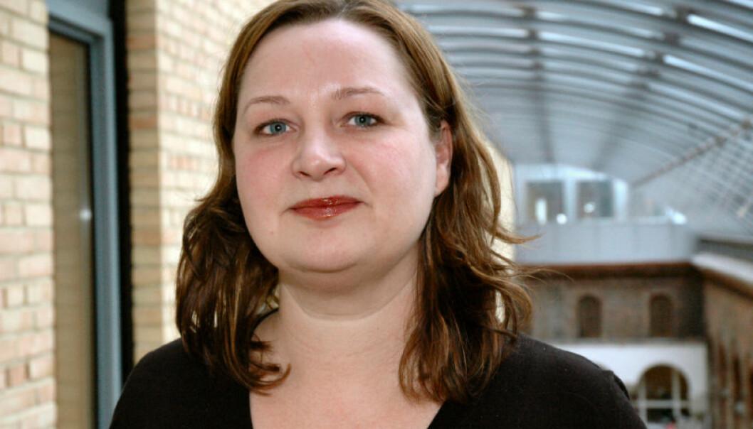 """Anne Moseng Knutsen (Foto: Erik Stewart)"""