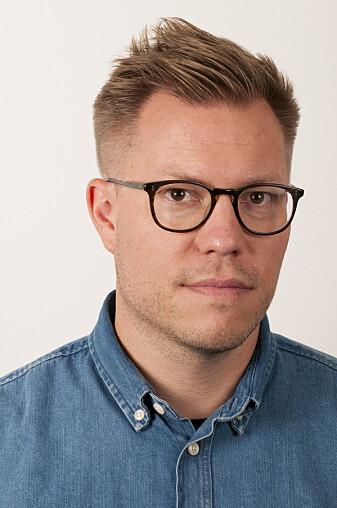 Jacob Aasland Ravndal forsker på ytterste høyre. Han tror at undertrykkelse av dem også kan føre til radikalisering.
